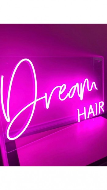 dream hair logo